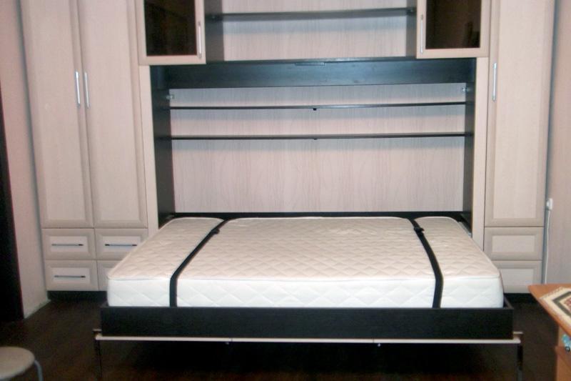 Шкаф кровать трансформер фото цена