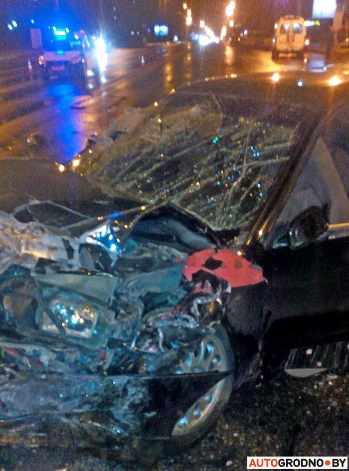 22 октября около девяти часов вечера на бульваре ленинского комсомола произошло непростое дтп
