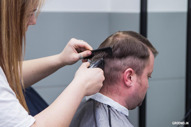 Как подстричь мальчика пошагово фото