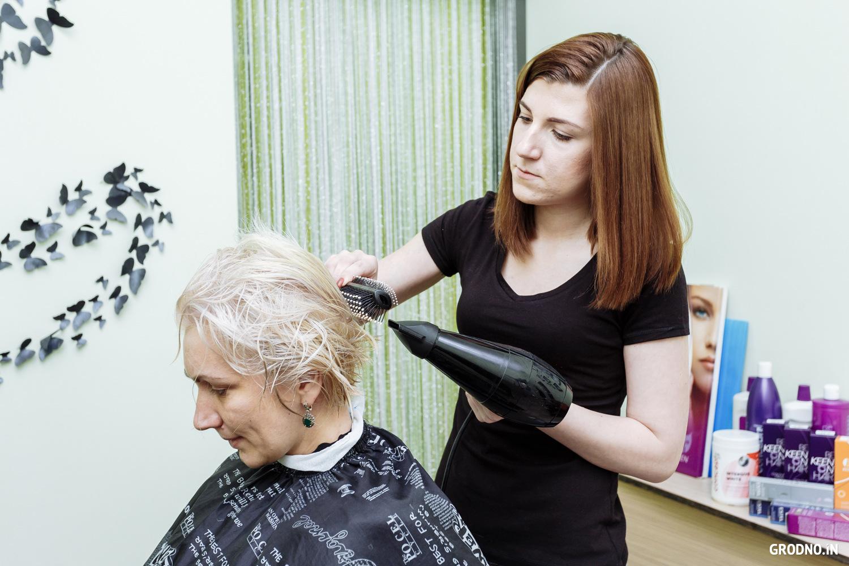 Стайл для завивки волос
