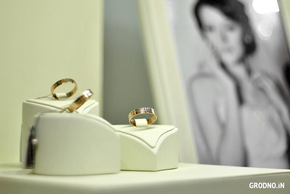 обручальные кольца  и цены в гродно