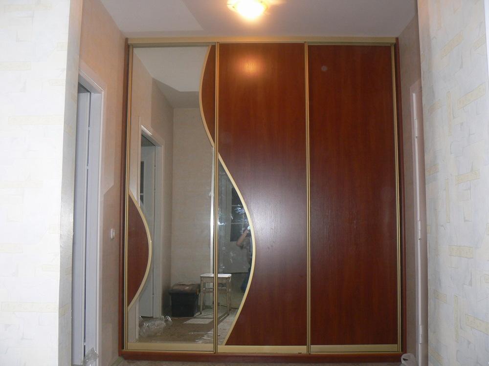 Фото шкафов-купе на три двери шкафы-купе в минске под заказ..