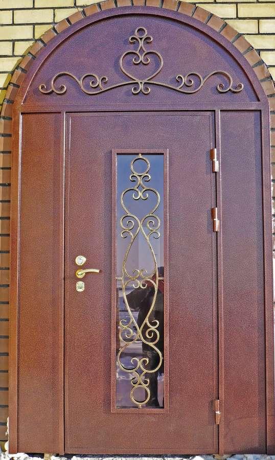 входные двери в квартиру высотой 3 метра