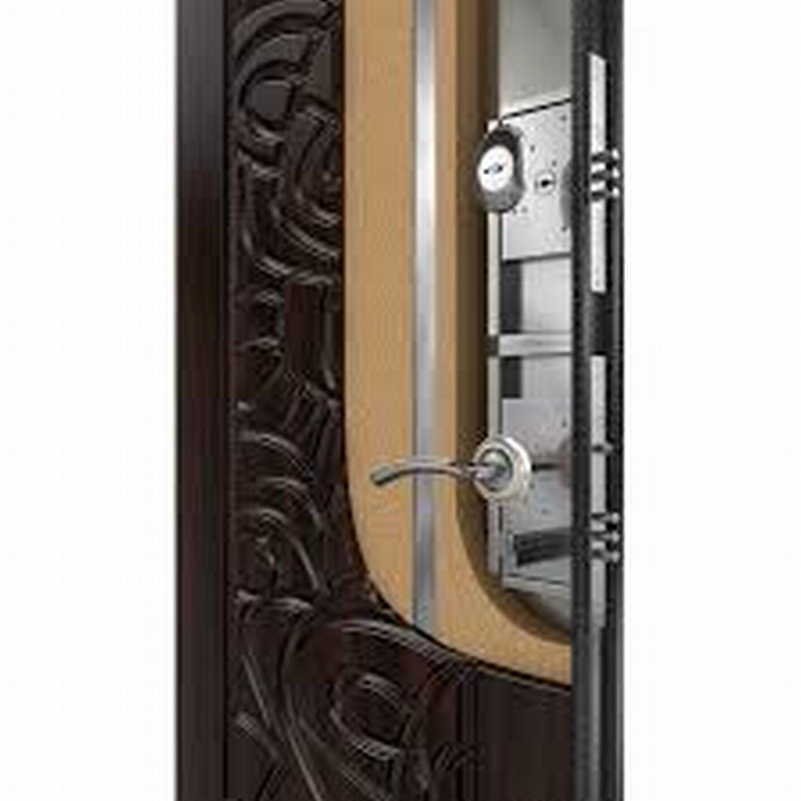 крупный производитель металлических дверей