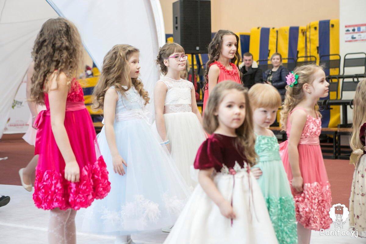 красивые платья для девочек с фото и выкройками