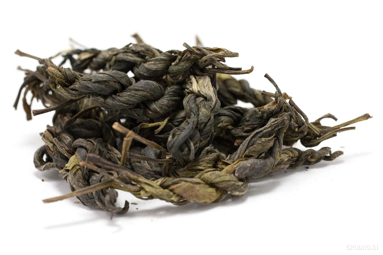 чай шу пуэр блин юньнань гушу