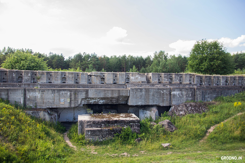 Форт №2 в Гродно