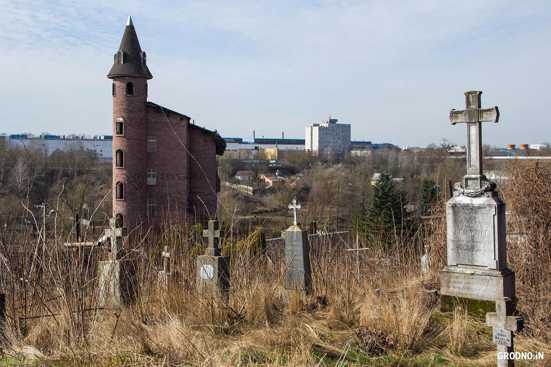 Старое католическое кладбище в Гродно