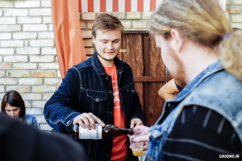 В Гродно впервые прошел форум домашнихпивоваров