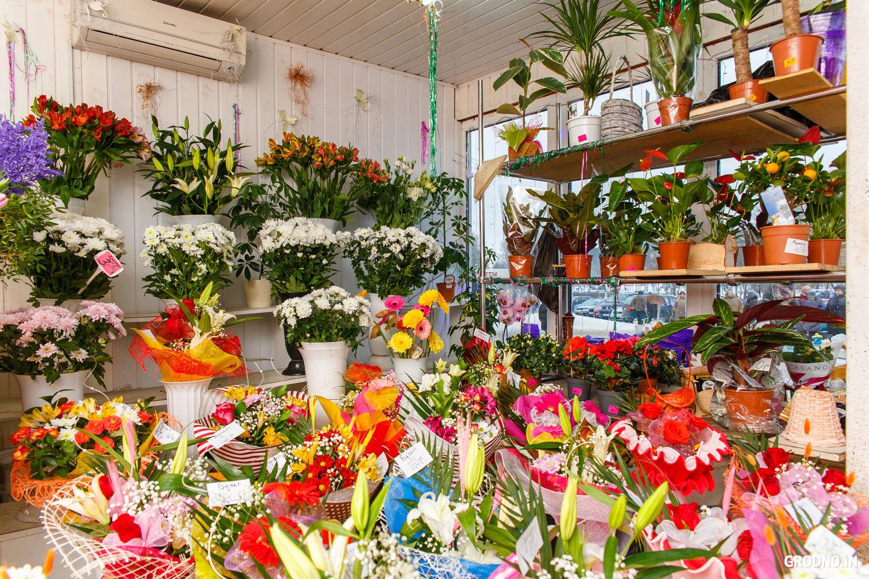 Интернет-магазин цветов в гродно