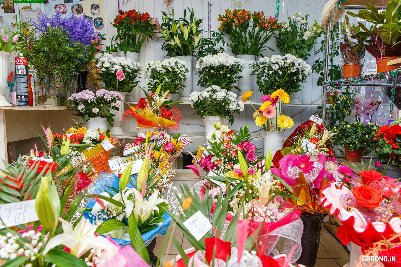 Интернет-магазин цветов в гродно, цветов опт