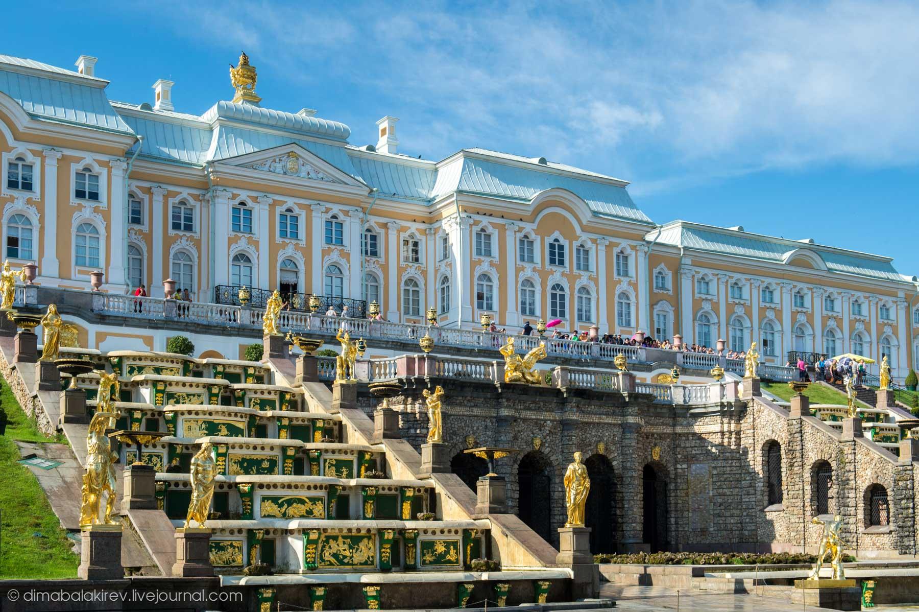 Тур в Санкт-Петербург