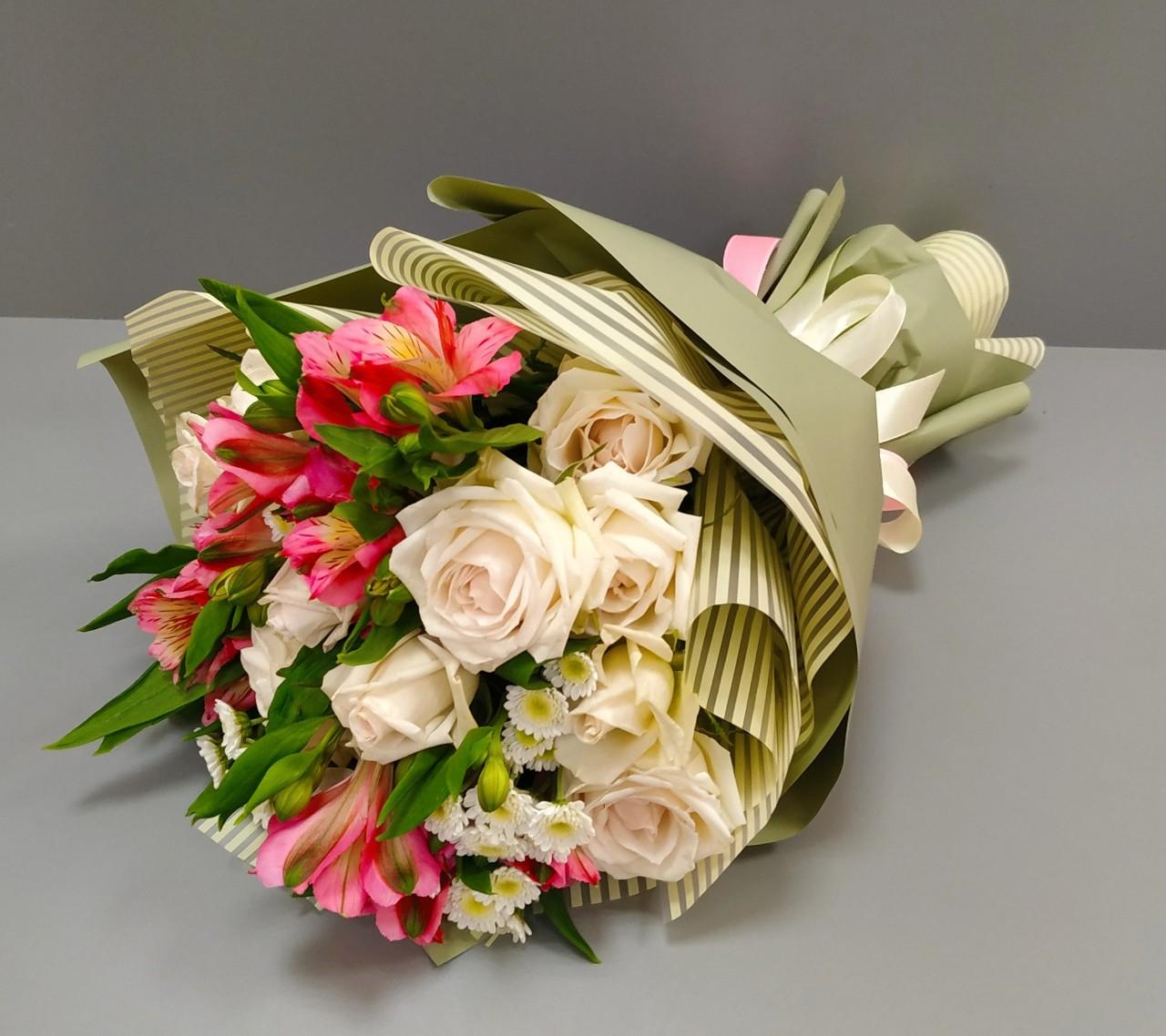 Букеты роз гродно